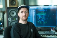 Josh Fountain NZ Music Producer session