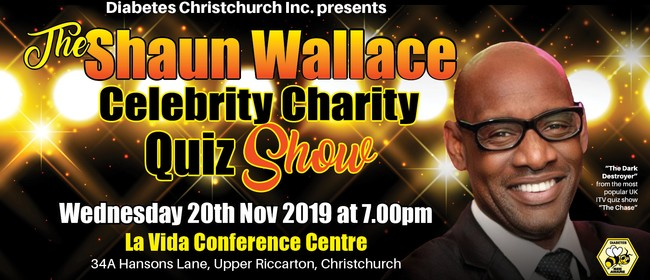 The Shaun Wallace Celebrity Charity Quiz Show