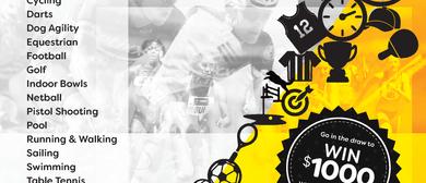 2020 TET Taranaki Masters Games
