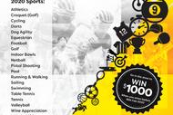 Image for event: 2020 TET Taranaki Masters Games