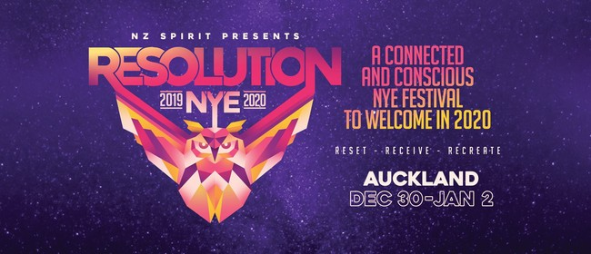 Resolution NYE Festival 2019/20