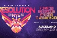 Image for event: Resolution NYE Festival 2019/20