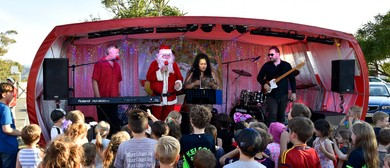Christmas Carols Pop Up