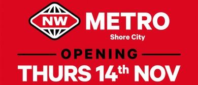 New World Metro Shore City Grand Opening