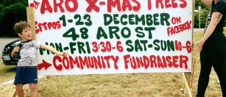 Aro Valley Xmas Trees Fundraiser