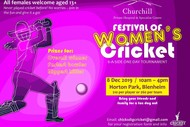 Image for event: Festival of Women's Cricket