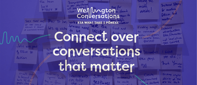Wellington Conversations - Mt Vic Hub