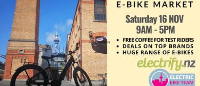 Victoria Park Electric Bike Market