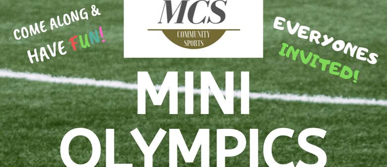 Maungakiekie Community Sports Mini Olympics