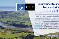 Environmental Management Information Evening