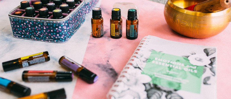 Essential Oils for A Happy, Healthy Body & Mind