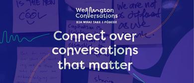 Wellington Conversations - Penthouse Cinema & Café