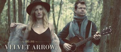 Lunchtime Music with Velvet Arrow - Acoustic Duo