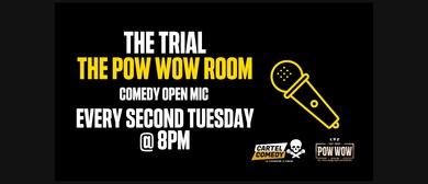 The Trial - Comedy Open Mic