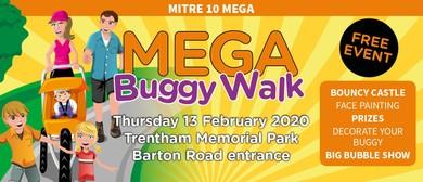 Mitre 10 Mega – Mega Buggy Walk
