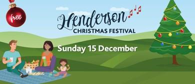 Henderson Christmas Festival 2019