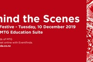 Image for event: Behind the Scenes - Feeling Festive