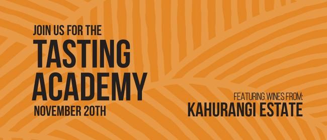 Tasting Academy ft. Kahurangi Estate