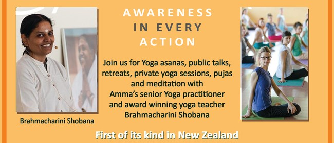 Practical Yoga in Life – Yoga Session, Q&A Etc.