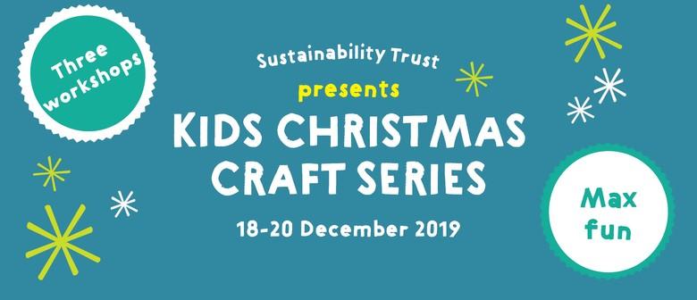Kids Christmas Craft Workshop Series