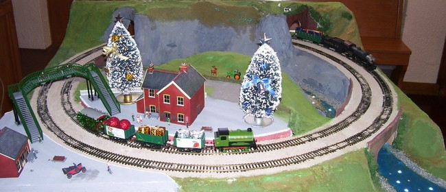 Wanganui Model Railway & Engineering Society Christmas Show