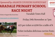 Race Night – Taradale Primary School Fundraiser