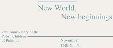 New World, New Beginnings