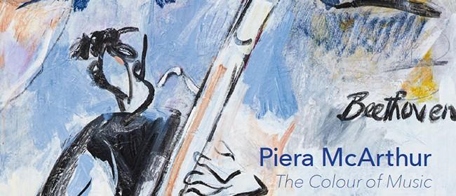 Piera McArthur – The Colour of Music