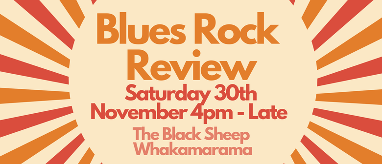 North Island Blues Rock Review
