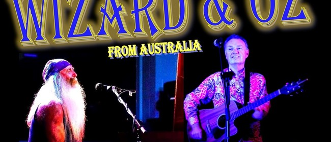 Music with Wizard & Oz from Australia