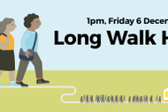 Image for event: Long Walk Home