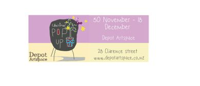 Christmas Pop-Up Market: Local Art, Craft and Design