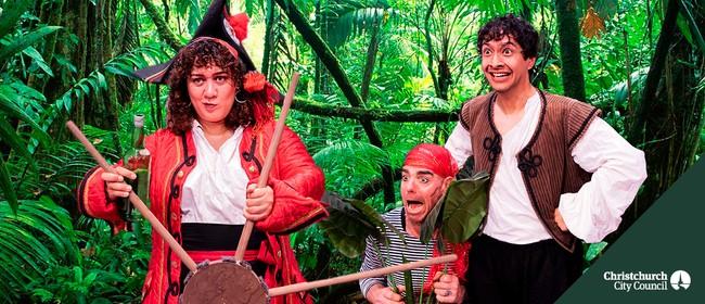 Anthony Harper Summer Theatre - Treasure Island