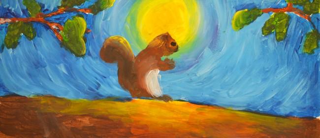 Trial for Aquarelle Children's Art Classes