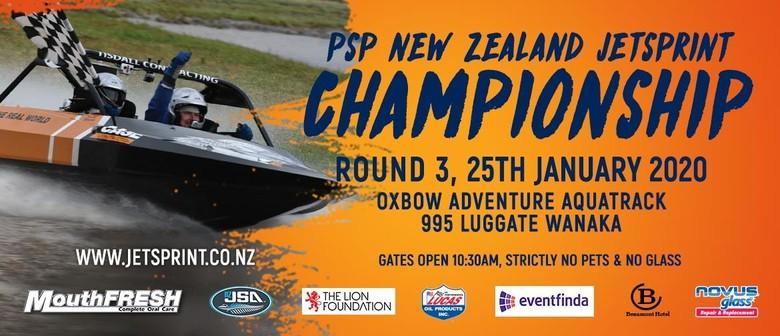 2020  NZ Jet Sprint Championship