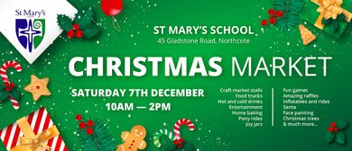 St Mary Christmas Market