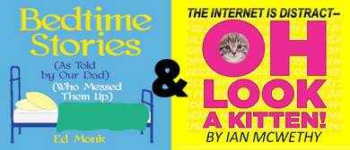 Double Comedy Feature: Bedtime Stories/The Internet Play