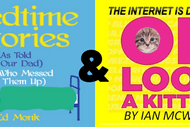 Image for event: Double Comedy Feature: Bedtime Stories/The Internet Play
