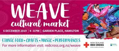 WEAVE Cultural Market 2019