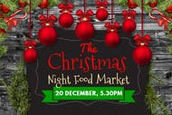Image for event: The Christmas Night Food Market