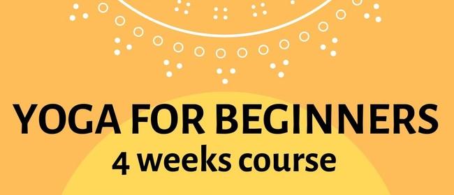 Yoga Beginner's Course