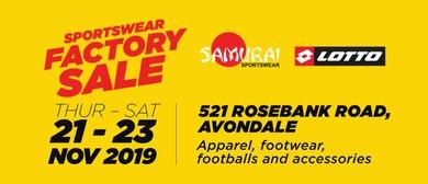 Sportswear Factory Sale
