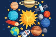 Image for event: Technology Holiday Programme - Science Solar System (5+)