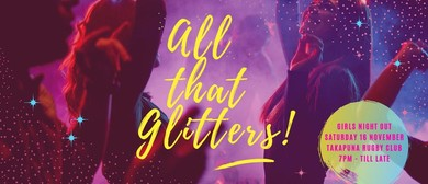 All That Glitters Girls Only Ball for Heart Kids