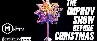The Improv Show Before Christmas