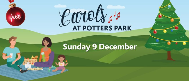 Carols at Potters Park