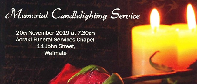 Memorial Candlelighting Service