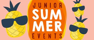 Junior Event - Junk to Funk