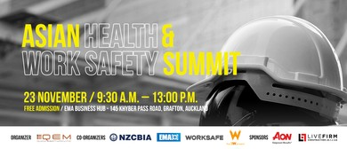 Asian Health & Work Safety Summit