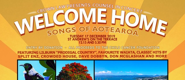 Counsel In Concert: Welcome Home